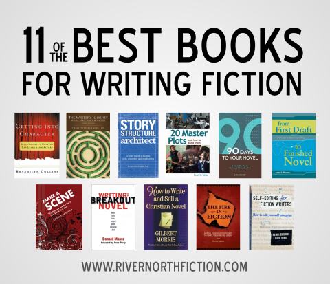 Best writing books for writers