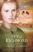 Spy of Richmond cover