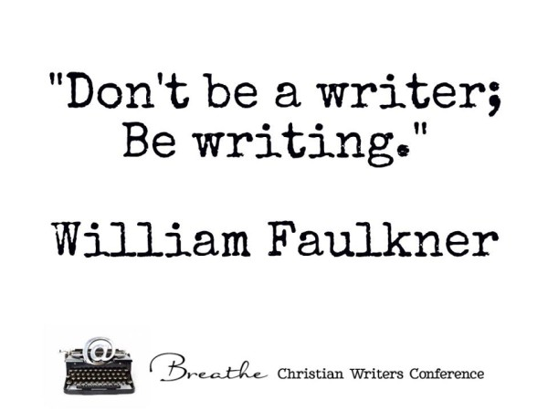 dont be writer