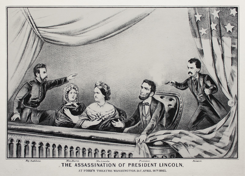 150 Years Ago Lincoln S Last Day Jocelyngreen Com